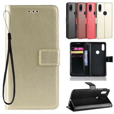 For Xiaomi Redmi Note 6 / 6 Pro Magnetic PU Leather Wallet Flip Case Cover