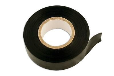 Connect 30373 19 x 20m PVC Insulation Tape - Black (Pack of 10)