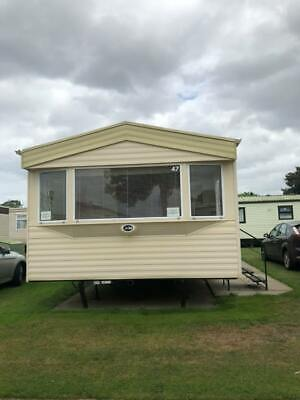 6 Berth Caravan to hireon Newport Hemsby 2020 booking available
