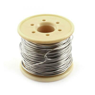 sourcingmap® 15Meter 1mm AWG18 1.388 Ohm/M Nichrome Resistor Wire for Kiln...