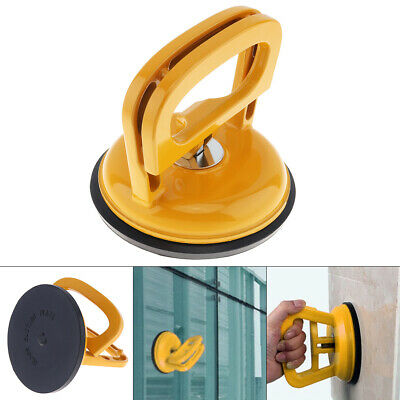 Single Claw Sucker Vacuum Suction Cup with Rubber Suction Pad and 2 Clip Handles