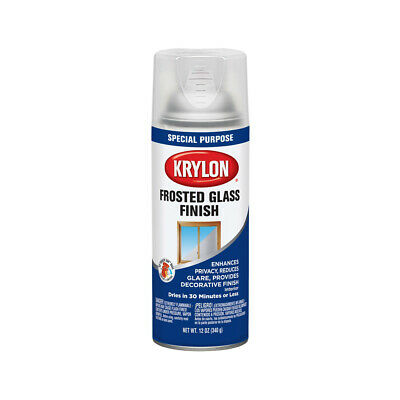 Frosted Glass Spray Paint 11oz Rustoleum Privacy Semi