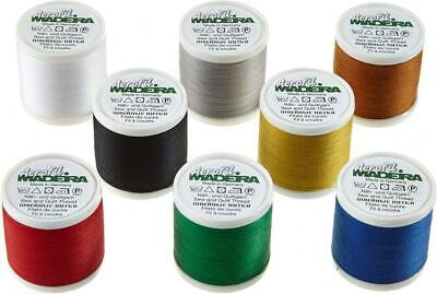 Madeira Aerofil 'Allesnäher' (Sewing All-Rounder) 8017 Sewing Thread Box...