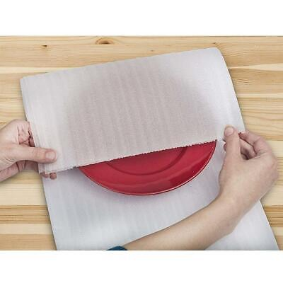 50-Count Packing Supplies Cushion Foam Sheets Safely Wrap to 12x12 Inches