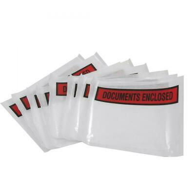 Triplast 225 x 165 mm Printed A5 Document Enclosed Envelope Wallets (Pack...