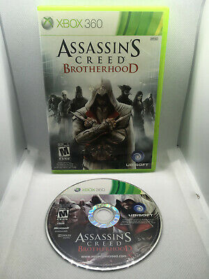 Assassin's Creed Brotherhood - Case and Disc -Xbox 360