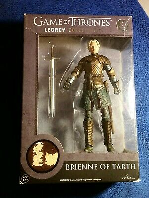 Game of Thrones NIB Brienne of Tarth New Funko Legacy Figurine Statue Figure