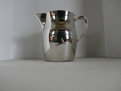 Silverplate Water Pitcher from Sheridan
