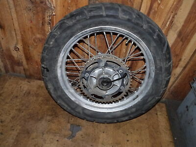 Hinterrad / rear wheel / Suzuki DR 800-SR43B