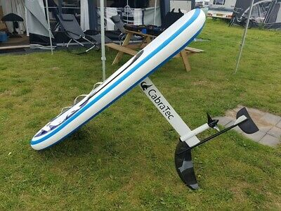 hydrofoil surfboard Cabratec easygoat electric