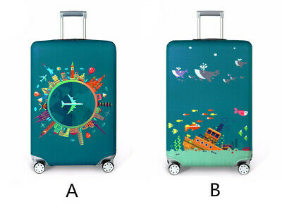 Travel Luggage Protective Cover Suitcase Case / Free Shipping