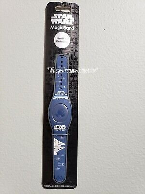 Disney Star Wars Galaxy's Edge Black Spire Outpost Magic Band LR (NEW)