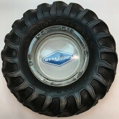 Vintage Goodyear Tire Ashtray