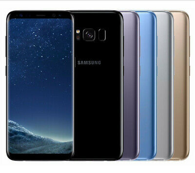 NEW Samsung Galaxy S8 G950U 4G+64GB AT&T T-Mobile Verizon Factory Unlocked US