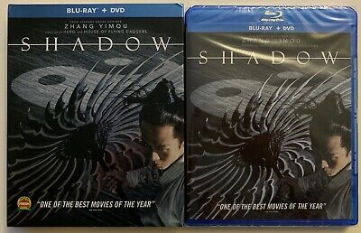 New Shadow Blu Ray Dvd 2 Disc Set + Slipcover Sleeve Free World Wide Shiping
