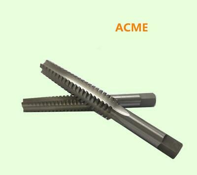 1PCS  ACME 3/8-12 HSS Right Hand ACME Thread tap  Threading Tool