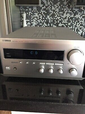 Yamaha RX-E100 Pianocraft Natural Sound Stereo Receiver Top Zustand