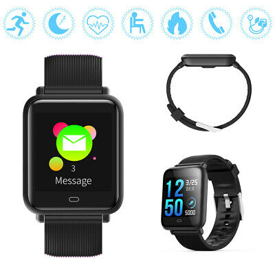Sport Bluetooth Smartwatch Orologio Braccialetto Android Iphone Samsung IP67