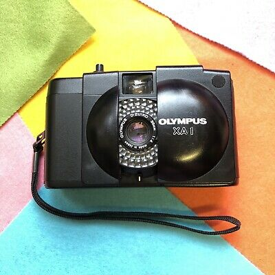 Olympus XA 1 Compact camera  Retro Lomo Working! Several Available! Film Tested