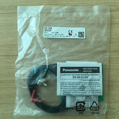 New Panasonic Photoelectric switch EX-32A EX32A One year warranty