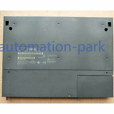 1PC Used Siemens PLC 6GK7443-5DX03-0XE0 Tested It In Good Condition
