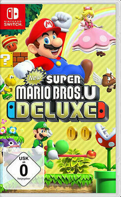 Switch - Super Mario Bros. Deluxe ( Nintendo Switch 2019 )