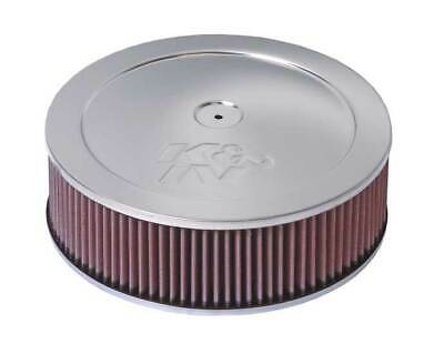 K&N Round Air Filter Assembly Air Cleaner Assembly