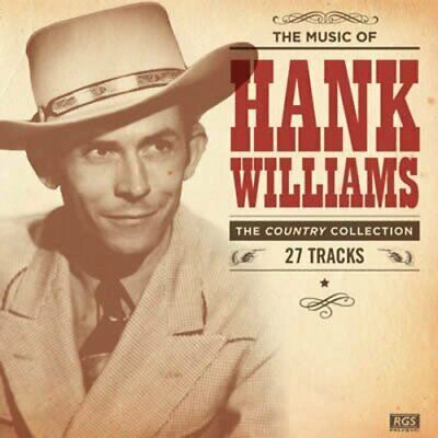 Williams,Hank-Country Collection (Arg) (Us Import) Cd New