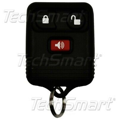 Remote Transmitter For Keyless Entry And Alarm System TechSmart C02003