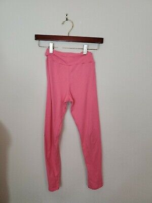 LuLaRoe TWEEN Leggings Pants Casual Pale Pink Bottoms