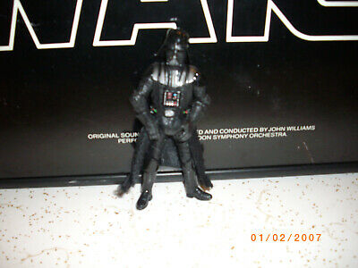 Star Wars Darth Vader w/Removable Dome 3.75 Loose Action Figure Hasbro
