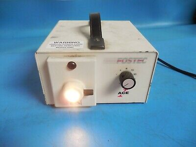 Schott / Fostec 20500.2 ACE DDL Light Source / Optic Illuminator