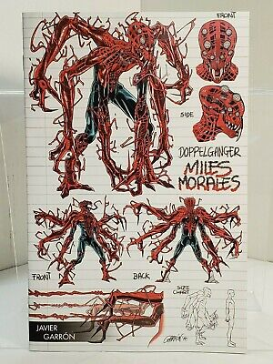 Absolute Carnage: Miles Morales #1 Young Guns Doppelganger Variant 9.0 VF/NM