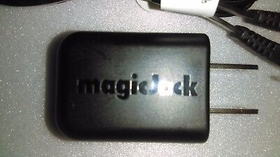 fix your MagicJack GO  Power Supply AC Adapter Wall Plug Charger and j-45