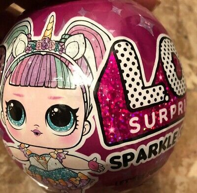 LOL Surprise! SPARKLE SERIES Ball Big Sister Dolls MGA