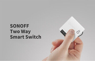 SONOFF Mini DIY WiFi Smart Switch Two Way Timer Switch For Alexa Goggle Home