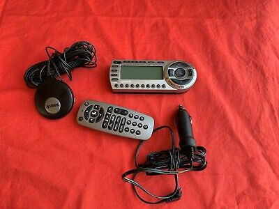 Sirius ST2R Starmate satellite radio receiver with LIFETIME subscription