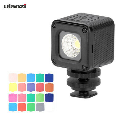 Ulanzi L1 Pro Waterproof Dimmable LED Video Light 5500K Photographic Fill T7N1