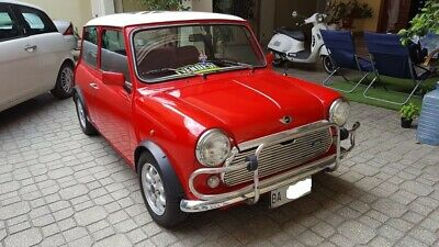 Austin Rover Mini 1000 Mayfair anno 1988