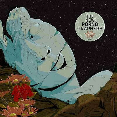 The New Pornographers In The Morse Code Of Brake Lights CD ALBUM NEW (27TH SEP)