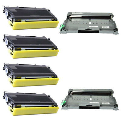 3PK TN350 Toner Cartridge For Brother HL-2035 2045 2050 2075 MFC-7420 Series