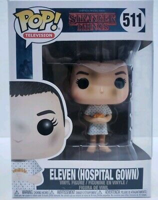 Funko Pop! Television: Stranger Things S2 - Eleven Hops Gown Vinyl Figure