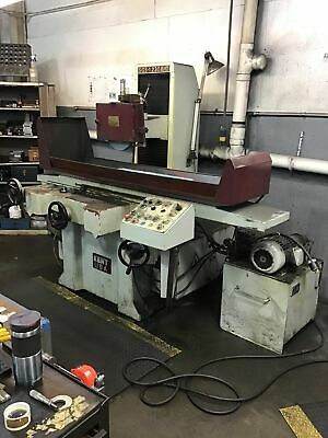 Kent Model SGS-1230AHD 3-Axis 5Hp Automatic Surface Grinder W/Electromag Chuck