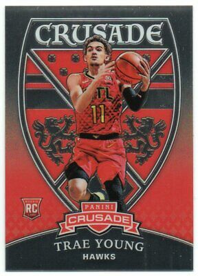 2018-19 Panini Chronicles (Crusade) Rookie RC Pick Any Complete Your Set
