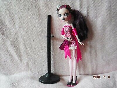 ✞†࿇ Draculaura ࿇†✞ Monster High Doll ⦑❤ Dawn of the Dance (2011)