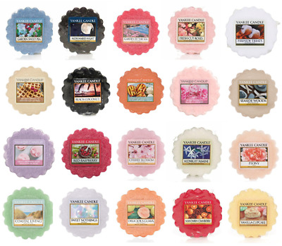Yankee Candle Wax Tart Scented Melts Variety - Save 40% When You Buy 4 Or More