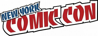 New York Comic Con SATURDAY Day Pass - NYCC 2019 Javits Center NYC Badge Ticket