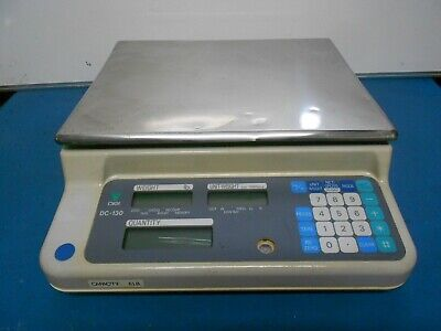 Digi-matex Dc-130 15 Pound Digital Counting Scale