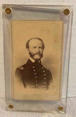 Civil War Old CDV Photo - Rear Admiral John Dalhgren - Navy
