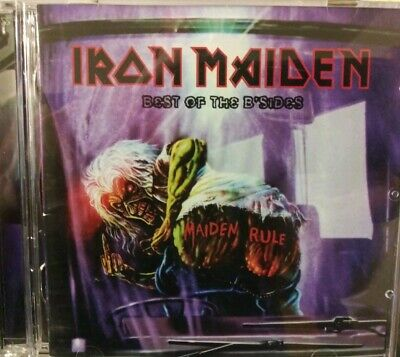 IRON MAIDEN BEST OF THE B SIDES CD Like New!!
